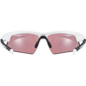 UVEX Sportstyle 224 Colorvision Glasses white/outdoor